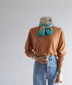 Noble Cashmere knit <br>