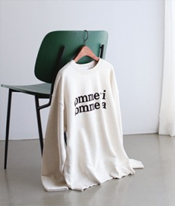 Comme cotton[553] tee<br>