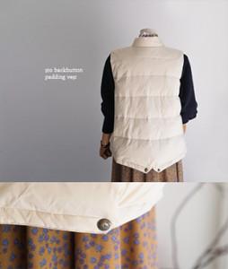 Sto Back Padding[833] vest<br>