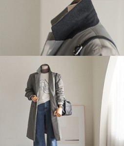 Molt line[908] padding coat<br>