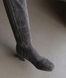 Bogly Suede[872] long boots<br>