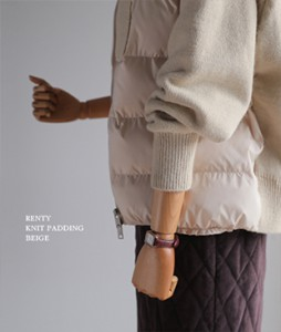 [Bag set composition] Renty Knit[498] padding<br>