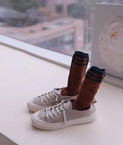 Peanut Knit[698] socks<br>