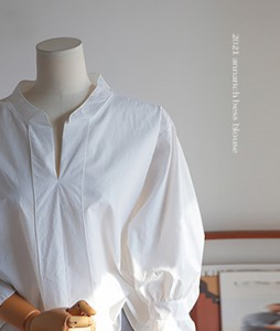 Bess loose fit[302] blouse<br>
