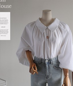 Madlin Puff[425] blouse<br>