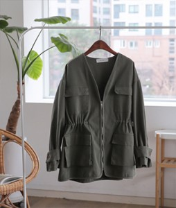 Flink string37 jacket<br>