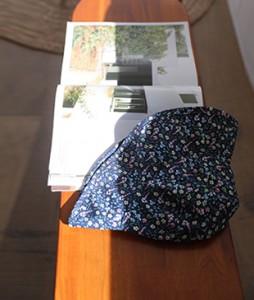 Dally Flower Bucket 22 hat<br>