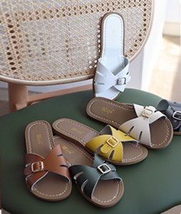 Hagen leather 32 slipper<br>