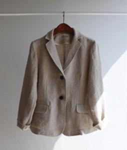 Tess Linen58 jacket<br>