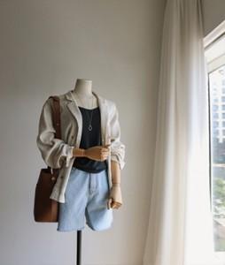 Lipnel Linen02 jacket<br>