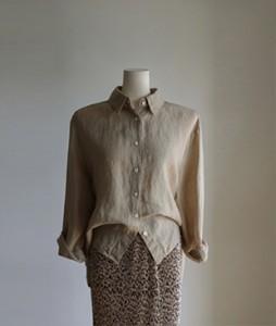 Solin Linen77 shirt<br>