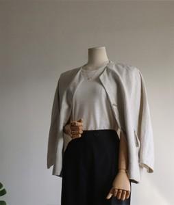 Botine Linen99 jacket<br>