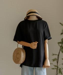 Brea Rollup05 blouse<br>