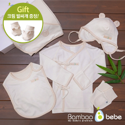Pure Bamboo CreamGift Set 5<br> <font color=#d2446c><b>[Cream presentation]</b></font>