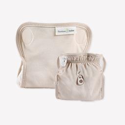 Waterproof Diaper Cover (Natural)