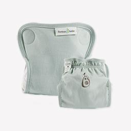 Waterproof Diaper Cover (Mint)