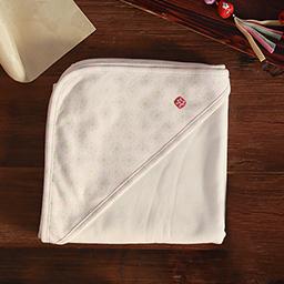 Bamboo Four Season Newborn Baby Swaddle Blanket (Lotus Pattern)