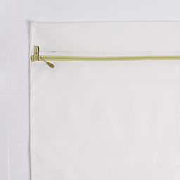 Non-Fluorescent Double Sided Laundry Bag (M/Square)