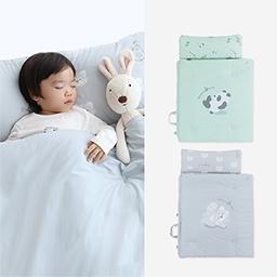 Bamboo Baby Doll Pocket Nap Mat Set