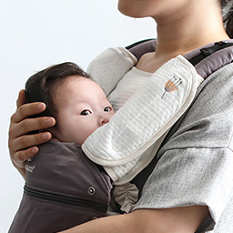 Bamboo Baby Teething Pad 3-Piece Set