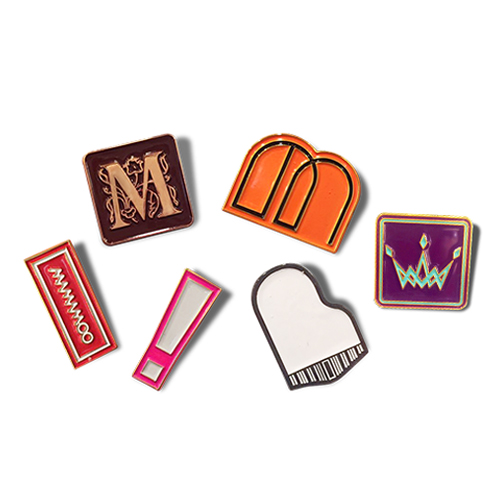 [MAMAMOO] BADGE SET