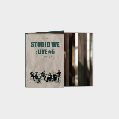 [STUDIO WE #5] POSTCARD SET