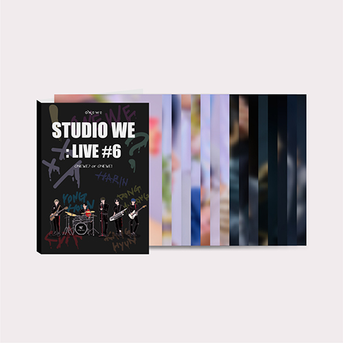 [STUDIO WE #6] POSTCARD SET