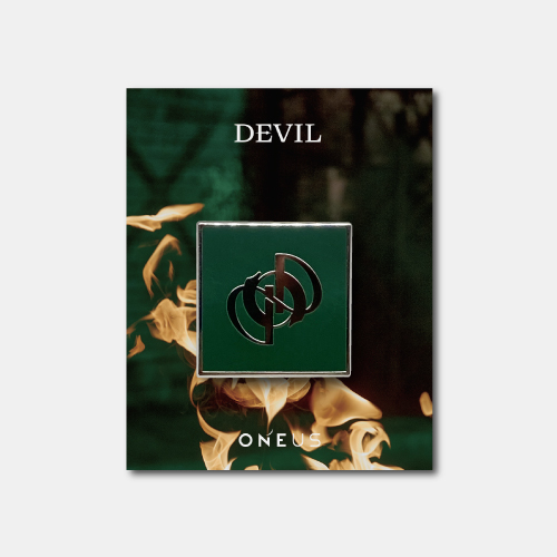 [ONEUS] DEVIL BADGE