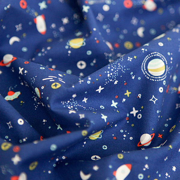"Cotton sheeting-Across The Universe(44"")"