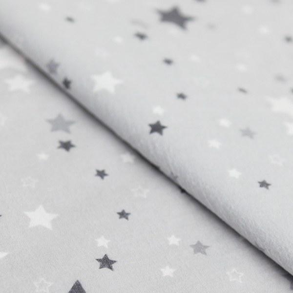 "Brushed Cotton-Starlight Grey(42"")"
