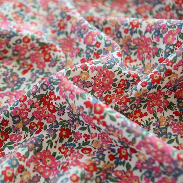 """Cotton lawn,RevLawn-Lucretia Pink Flambé(54"""")"""