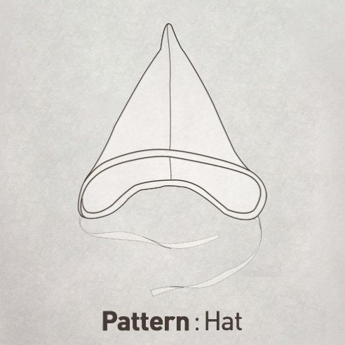 Hat Pattern CTV-107