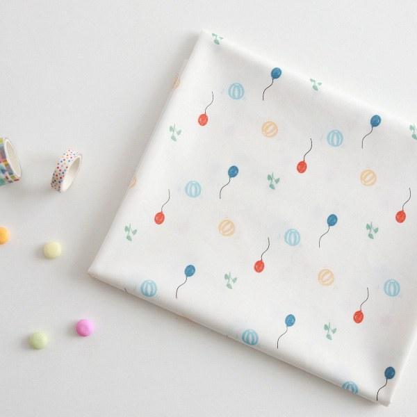 "Cotton sheeting-Funny Balloon(44"")"
