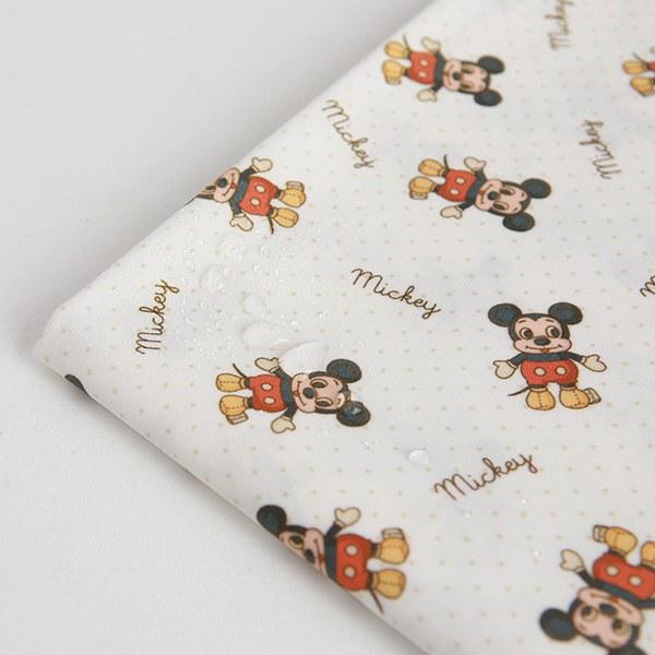"Laminated Cotton-Disney-Babydoll Mickey(44"")"