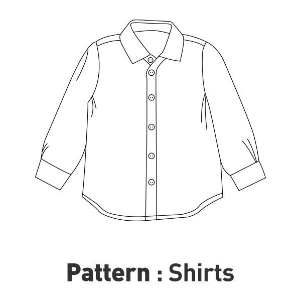 Children Pattern - Basic Long Sleeve Southern CTV-012