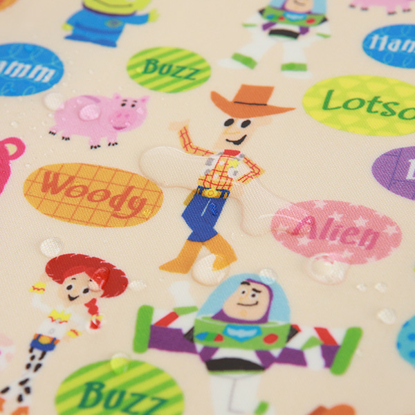 "Laminated Cotton-Disney-Toy Story Speech Bubble(44"")"