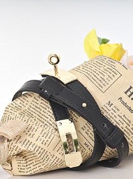 [YY-AC020] Kins Gold Ring Belt