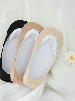 [YY-AC067] Silicone Banding Basic Slippers
