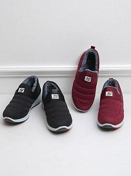 [YD-SH020] Warm padded fur shoes