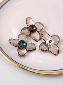 [YY-BR031] Romantic flower brooch