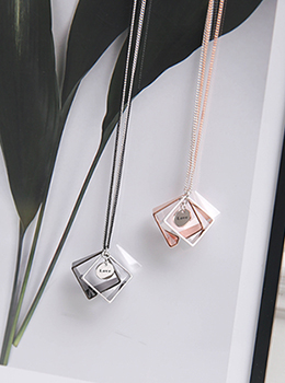 [YY-AC083] BITWIN LOVE Necklace