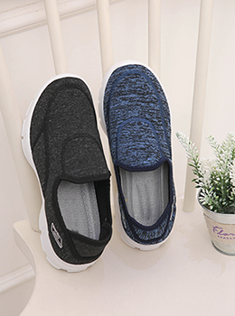 [YY-SH161] Melange soft shoes