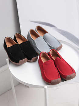 [YY-SH205] Stitch Well Loafers
