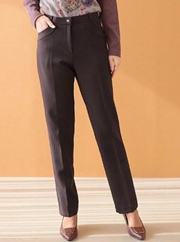 PTZ5929 Hailey brushed suit pants