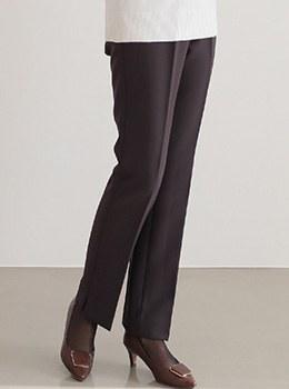 PTZ5933 Solid Suit Pants