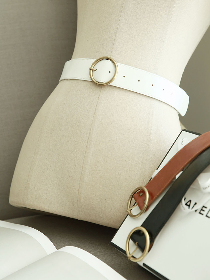 AT-204 unique Circle Belt (21reorder)