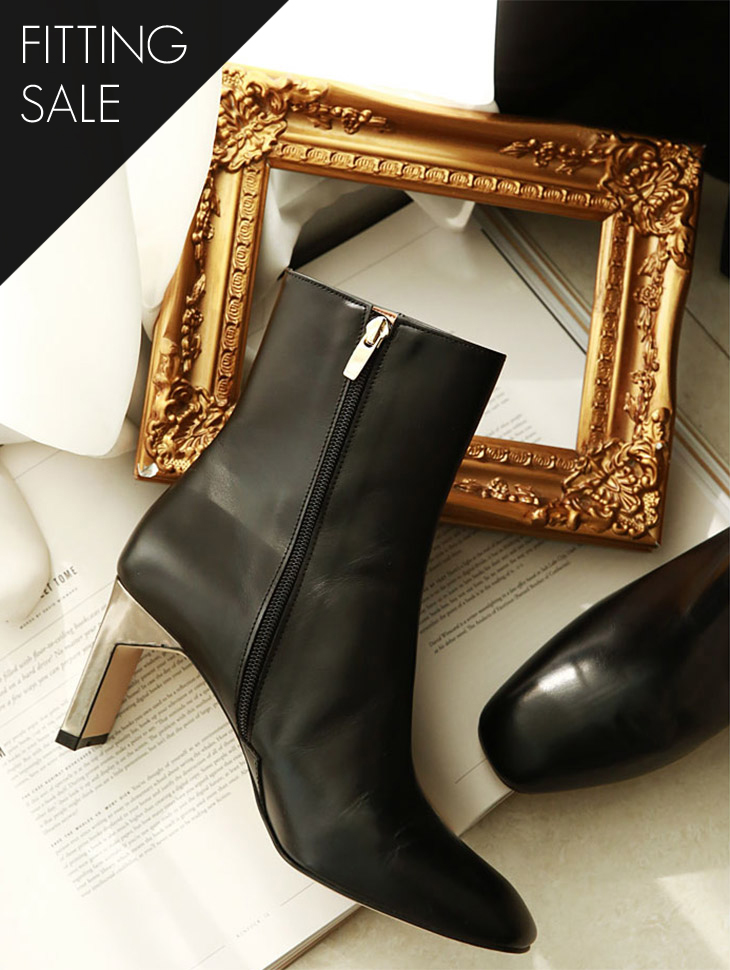 PS1525 Serendipity Heel Ankle Boots * HAND MADE ** Fitting Sale *