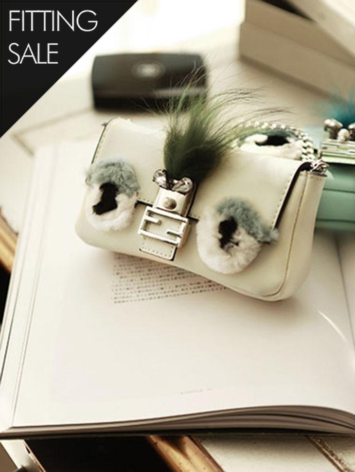 PS1555 Monster Eyes Mini bag * Fitting Sale *