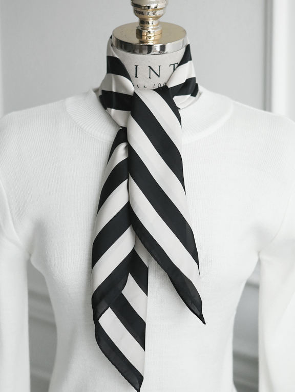 AS-1258 Vivian Stripe Scarf