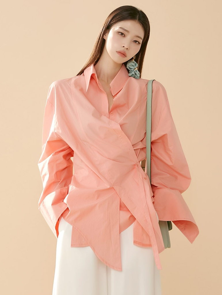 S359 Multi direction Pastel Shirt(15th REORDER)